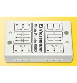 Viessmann 5552 - Przekaźnik elektroniczny 2xbistabilny