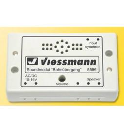 Viessmann 5556 - Moduł dźwiękowy przejazd