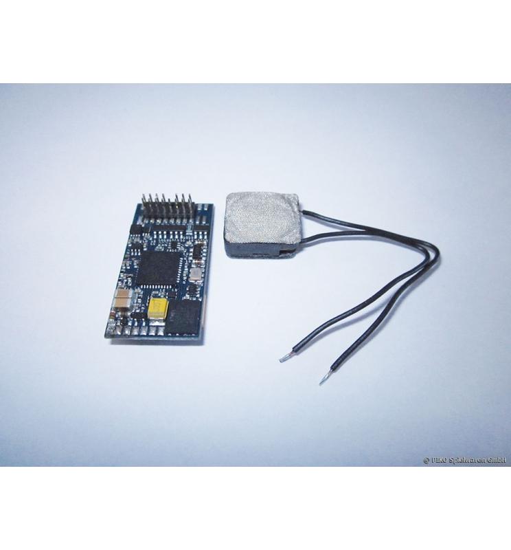 Loksounddecoder & Lautsprecher TT V 60 - Piko 46197