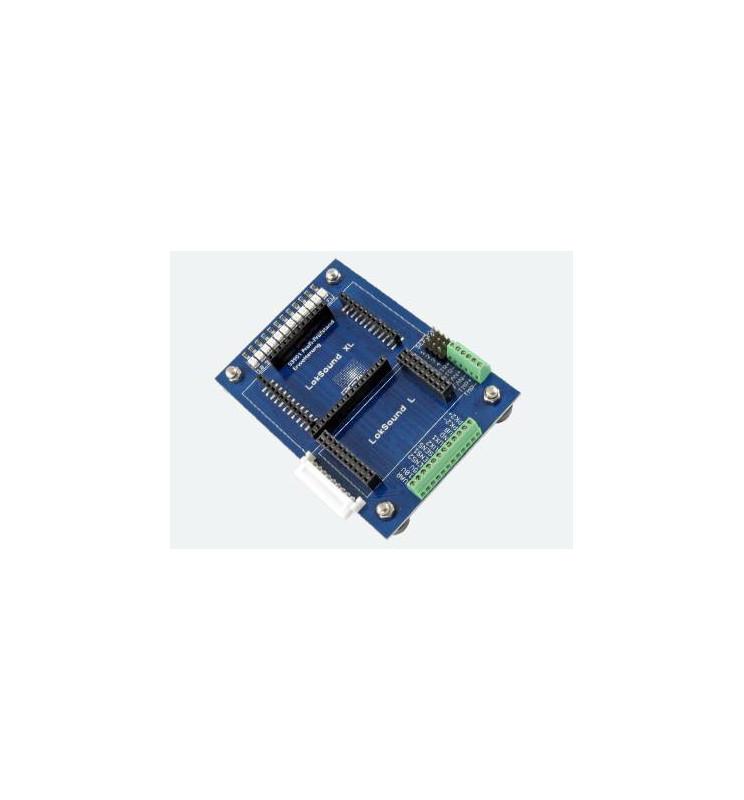 Rozszerzenie do testera dekoderów do: LokSound XL V4.0, LokSound L V4.0, diody LED do dodatk. wyj., wyj. serwo - ESU 53901