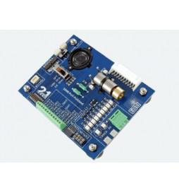 Tester dekoderów: NEM652,651,21MTC,PluX22,Next18,zaciski do przewodów,silnik, LED-Monitor, głośnik 20mm - ESU 53900