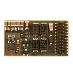 Dekoder dźwiękowy do SU45 / SP45 Piko - Doehler&Haass SD22A PluX 22-pin