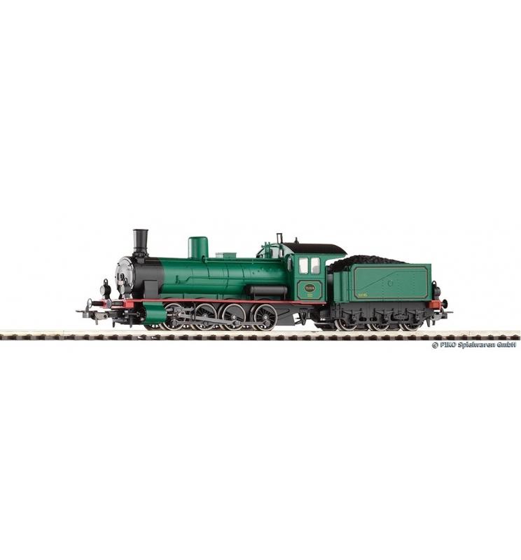 ~Parow. Z tender. Rh 71 (G7) SNCB III + lastg. Dec. - Piko 57359