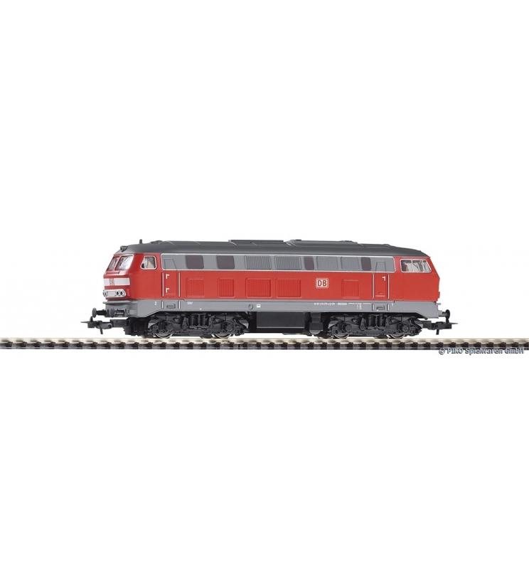~Spalinow. BR 218 DB AG V + lastg. Dec. - Piko 57801