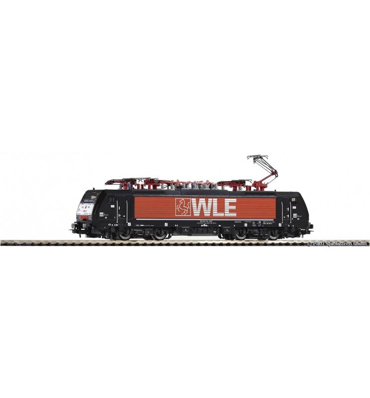 ~Elektrow. BR 189 MRCE/WLE VI + lastg. Dec. - Piko 57863