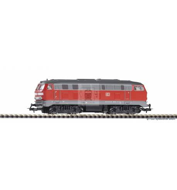 Spalinow. BR 218 DB AG V - Piko 57901