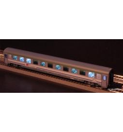 Oświetlenie DCC wagonów osobowych ACME 2 klasa