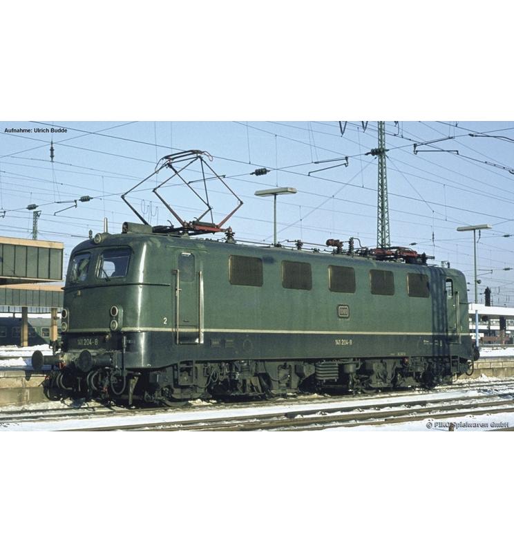 ~Elektrow. BR 141 DB IV + lastg Dec. - Piko 51525