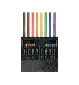 Roco 10608 - Wtyk połączeniowy 8 styków