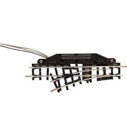 Roco 32401 - Elektryczny rozjazd lewy do kolei polowej H0e