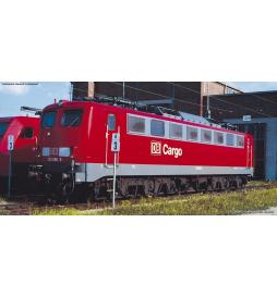 ~Elektrow. BR 150 DB AG V, verkehrsrot + lastg. Dec. - Piko 51647