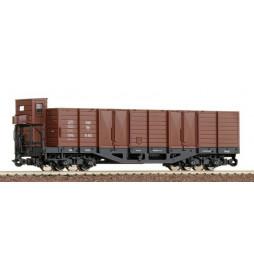 Roco 34537 - Wagon odkryty, czteroosiowy, H0e
