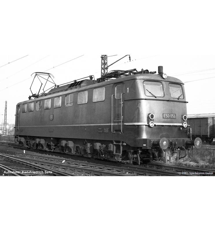 Elektrow. BR E 50 DB III, grün - Piko 51648