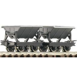 Roco 34600 - Zestaw 2 wagonów koleb, H0e