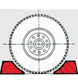Roco 40005 - Kliny do podtrzymania ladunku na wagonach