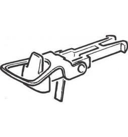 Roco 40243 - Standardowy sprzęg oczkowy NEM362, 2szt