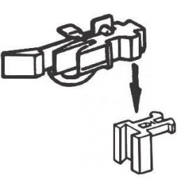 """Roco 40286 - Głowica sprzęgu krótkiego typu """"śledź"""" z możliwością regulacji wysokości, 2szt"""