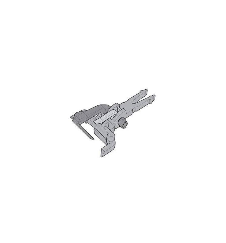 Roco 40397 - Sprzęg uniwersalny NEM 362 50szt