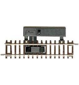 Roco 42419 - Tor prosty G1/2 z elektrycznym rozsprzęgaczem do wagonów, H0, RocoLine