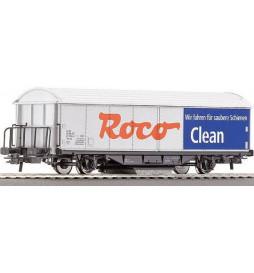 Roco 46400 - Wagon czyszczący do torów