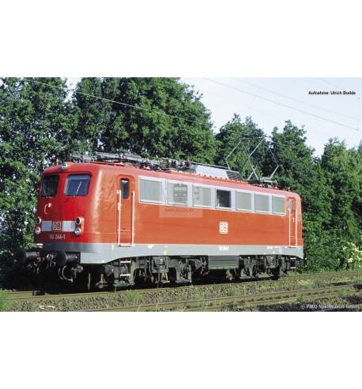 Elektrow. z dźwięk. BR 110 DB AG V - Piko 51734
