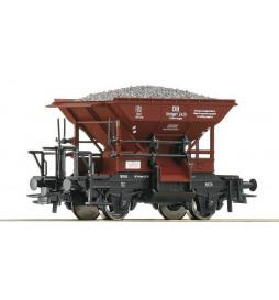 Roco 56245 - Wagon samowyładowczy, szutrówka DB