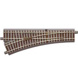 Roco 61140 - Rozjazd lewy GeoLine