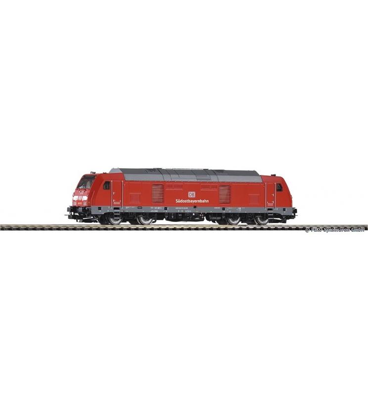 Spalinow. BR 245 DB AG Werbung VI - Piko 52518
