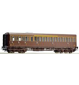 Roco 64978 - Wagon pasażerski 1/2 kl FS