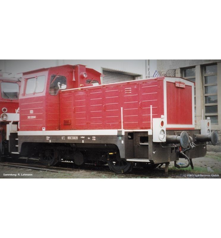 ~Spalinow. BR 312 DB AG V + lastg. Dec. - Piko 52633