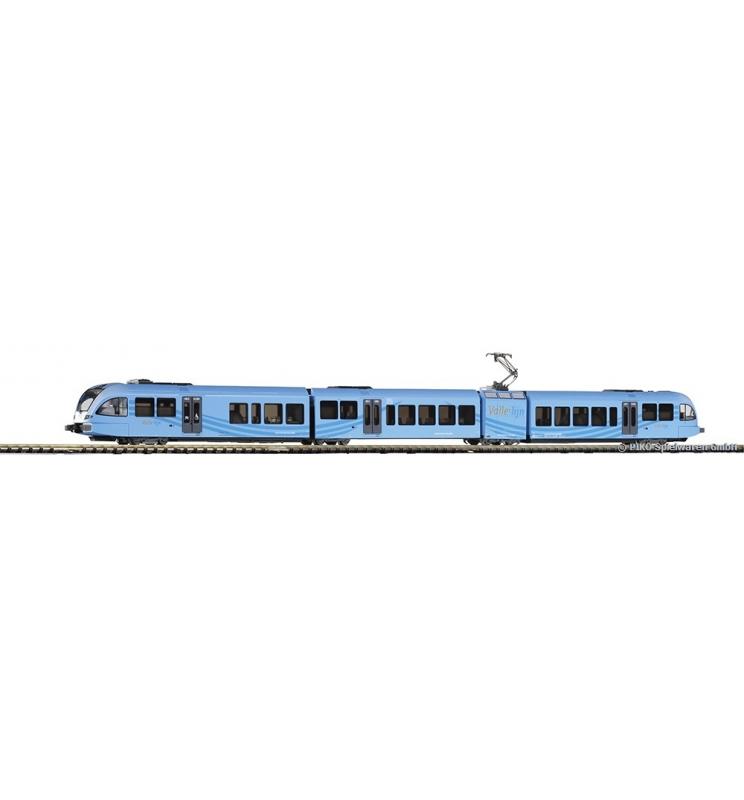 ~El.Zesp.Trakc. GTW 2/8 Connexxion-Valleilijn VI + lastg. Dec. - Piko 59032