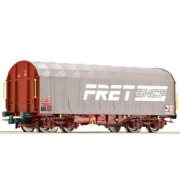 Roco 76443 - Wagon towarowy plandekowy SNCF/FRET