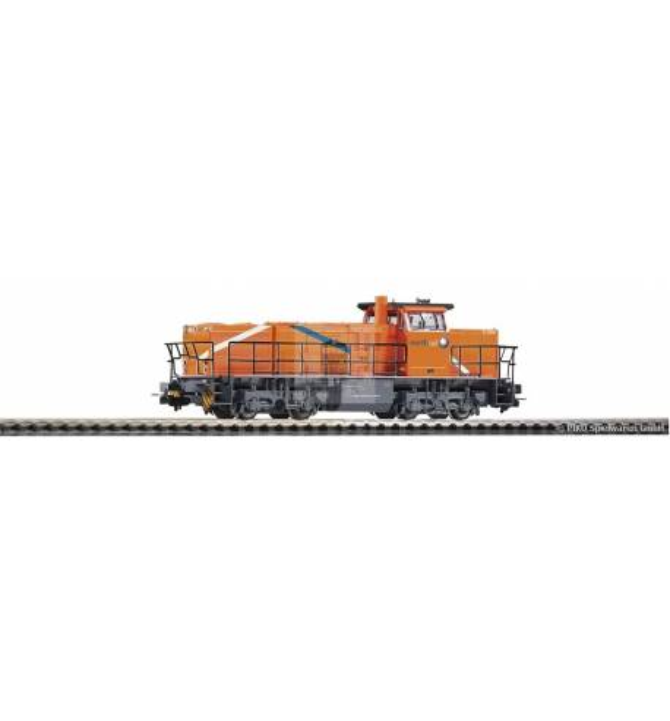 ~Diesellok G 1206 Northrail VI + lastg. Dec. - Piko 59060