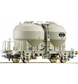 Roco 76761 - Wagon towarowy zbiornikowy, silos SBB