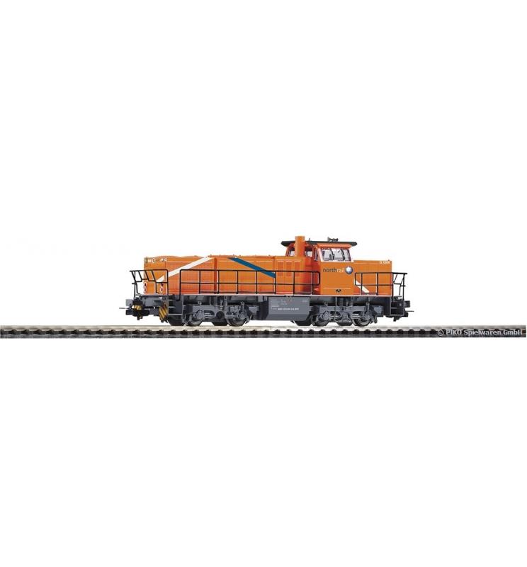 Spalinow. G 1206 Northrail VI - Piko 59160