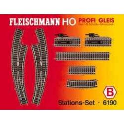 Fleischmann 6190 - Station-set B