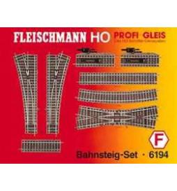 Fleischmann 6194 - Platform-set
