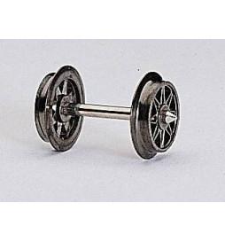Fleischmann 6563 - Wheelset double