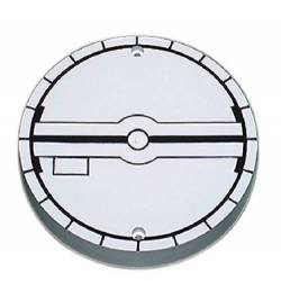 Fleischmann 6914 - Turntable symbol