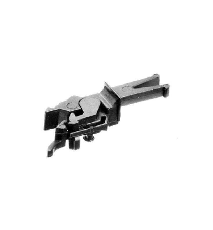 Fleischmann 386515 - Głowica krótkiego sprzęgu PROFI, 50szt