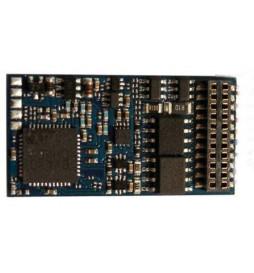 Zestaw: Dekoder dźwięku do SM42 (ESU LokSound v4.0 54400) + Głośnik kostka MS10X15X8