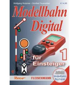 """Fleischmann 81395 - Książka """"Sterowanie cyfrowe dla początkujących"""" (jęz. niemiecki)"""