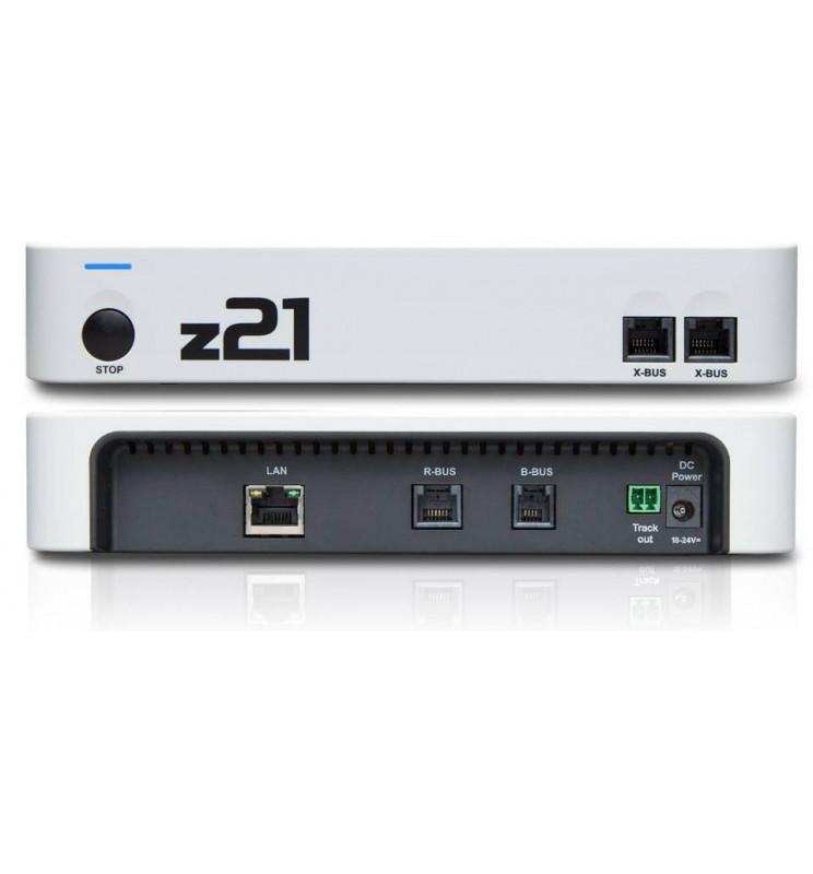 Cyfrowa centrala DCC z21 Roco 225072