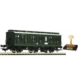 """Fleischmann 507051 - 3-osiowy wagon typu """"Boczniak"""" C3pr11 DB"""