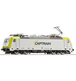 Roco 73656 - Lokomotywa elektryczna BR 186 Captrain
