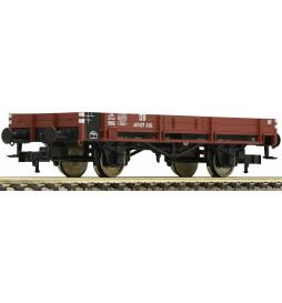 Fleischmann 591401 - Wagon odkryty niskoburtowy, DB, ep. III