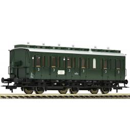 """Fleischmann 507053 - 3-osiowy wagon typu """"Boczniak"""" C3pr11 ÖBB"""