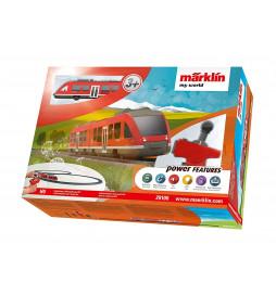 Märklin 29100 - Zestaw Pociąg LINT zasilany akumulatorem (Marklin My World)