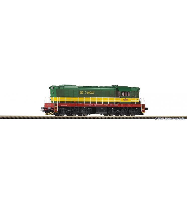 Spalinow. T 669 CD Privatbahn V - Piko 59787