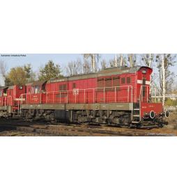 ~Spalinow. 3269 DB Schenker Polen VI + lastg. Dec. - Piko 59797